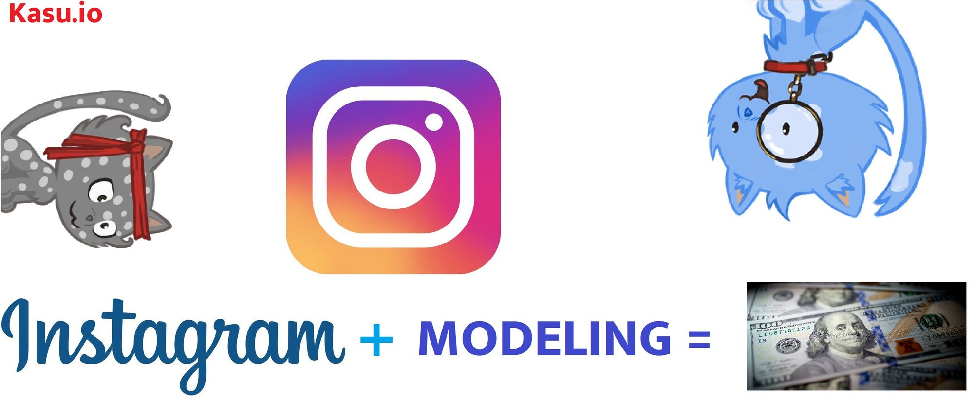 How to get paid as an Instagram Model?